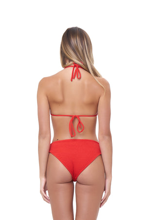 Storm Swimwear - Isola Bella - Bikini Top in Storm Le Nuage Rouge