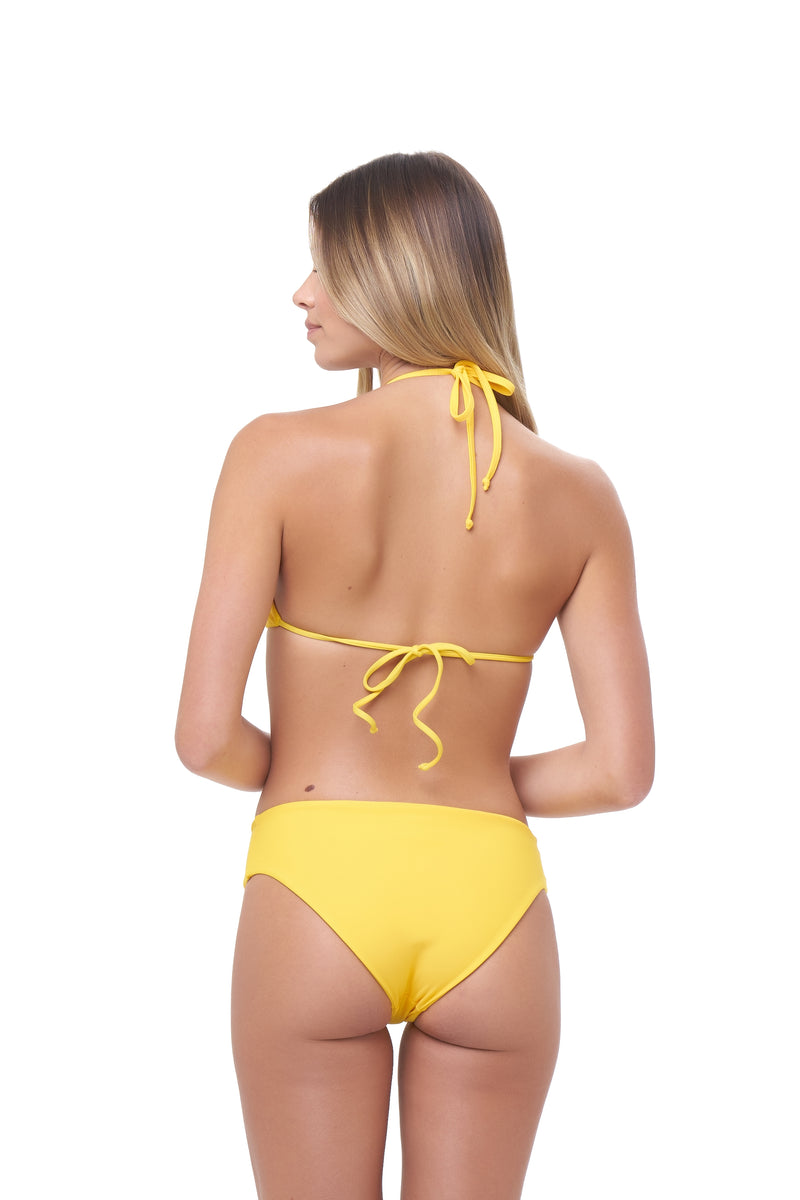 Storm Swimwear - Isola Bella - Bikini Top in Citrus