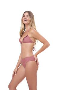 Storm Swimwear - Isola Bella - Bikini Top in Canyon Rose