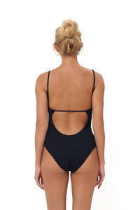 Storm Swimwear - Portofino - One Piece Swimsuit in Storm Le Nuage Noir