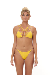 Storm Swimwear - Cap Ferrat - Bikini Top in Citrus