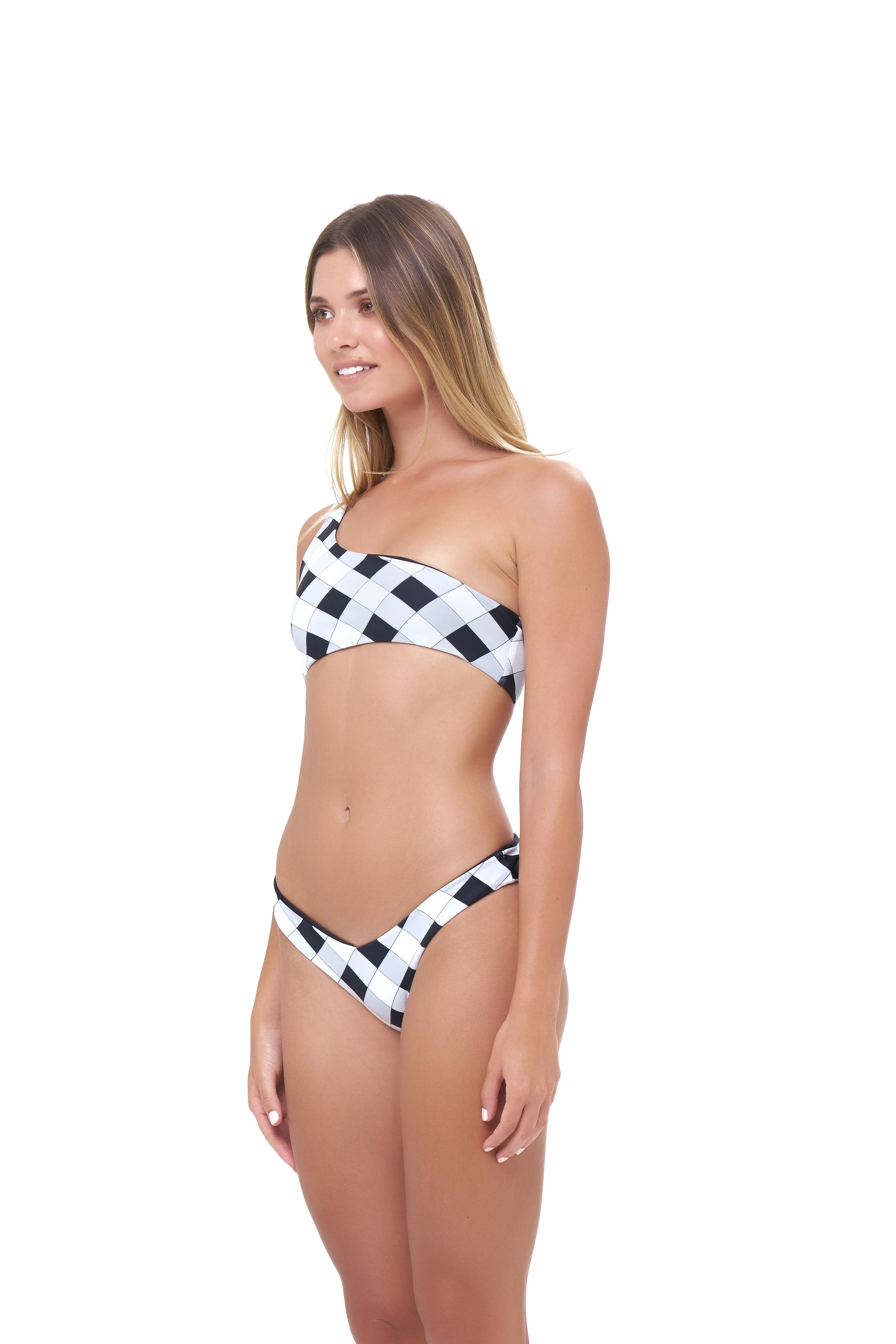 6f77a36361 Storm Swimwear - Cinque Terre - One shoulder bikini top in Rever Print  Black – Tropicanaonline