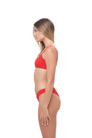 fe68c18262fc9 Storm Swimwear - St Barts - Bottom in Storm Le Nuage Rouge