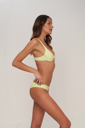 Storm Swimwear - St Barts - Bottom in Melon
