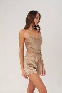 La Confection - Harlow - Top in Gold