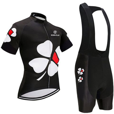 2018 UCI team BLACK Flower pro cycling jersey 9D gel pad bike shorts set Ropa Ciclismo summer bicycling Maillot wear