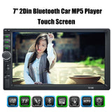 Car Multimedia Player 2 Din MP5 Player for Auto 7'' Touch Screen 2din Car Radio Bluetooth Music Video Player Car Audio Players