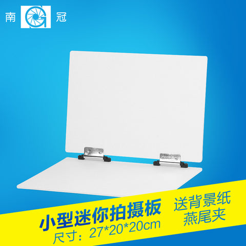 Mini photo table NG-200 Promotional top quality mini shooting table Mini White Studio Shooting Table For Still Life CD50