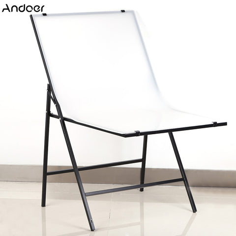 Specialty Photography Photo Studio Folding 60x100cm Shooting Table for Still Life Product Shooting Photography Camera Desk