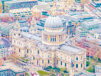 St Paul's Cathedral, Central London