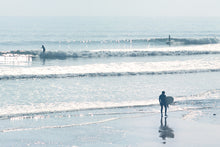 Line Up, Rincon, California