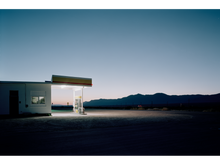 Gas Station, Gerlach, Nevada