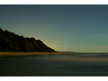 Full Moon #1, Coledale Beach, New South Wales