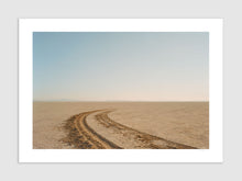 Tracks #2, Black Rock Desert, Nevada