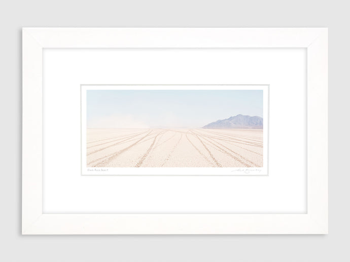 Tracks, Black Rock Desert, Nevada, Gift Box