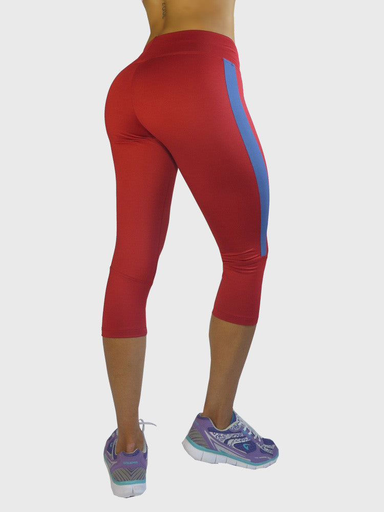 Red Apple Capri