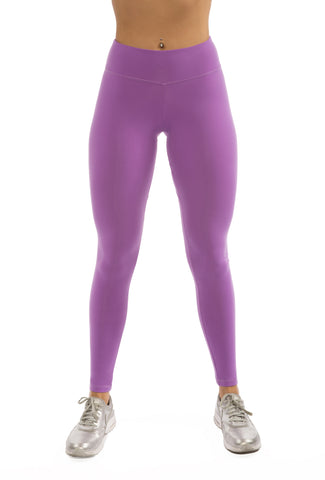 SIMPLICITY LAVANDER HIGH WAIST LEGGINGS