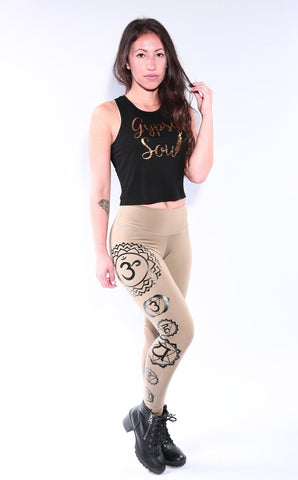 GYPSY SOUL CROP TOP