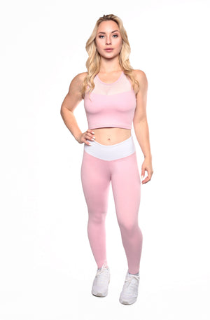Stardust Rose Leggings