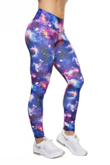 UNIVERSE AIRBRUSH LEGGINGS