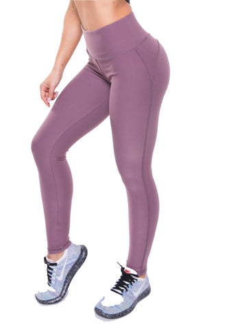 INFINITY MAUVE LIMITED EDITION LEGGINGS