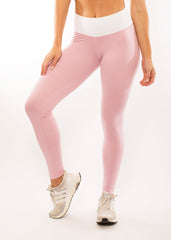 STARDUST ROSE DYE LEGGINGS