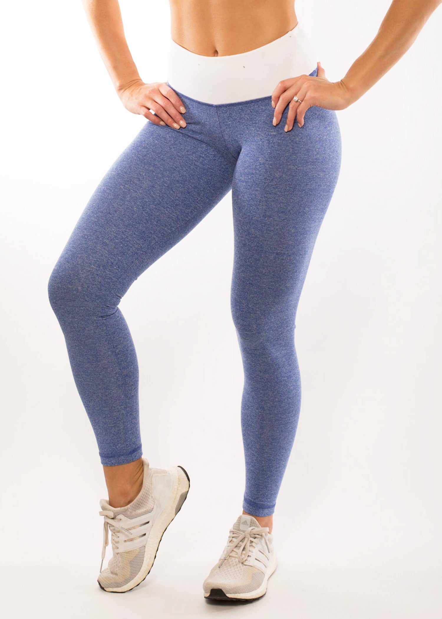 STARDUST ROYAL DYE LEGGINGS