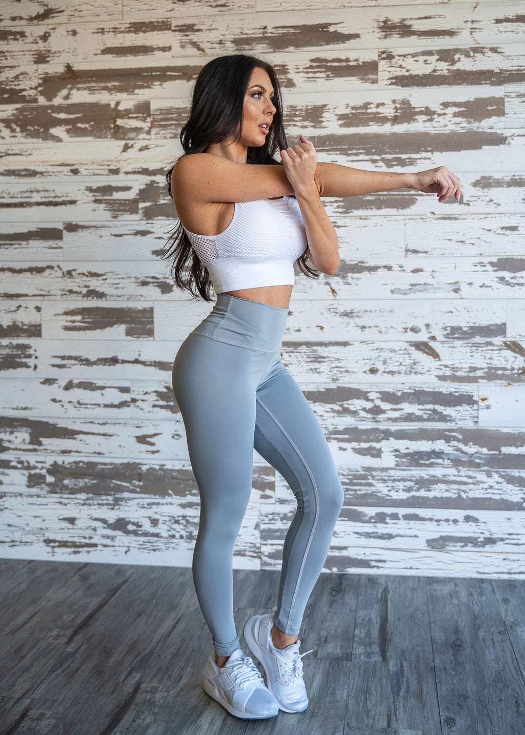 Second Skin Steel V-Simplicity Leggings