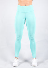AQUA HEARTCORE SIDE POCKET LEGGINGS
