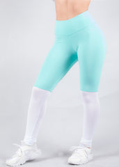AQUA TONE HEARTCORE LEGGINGS