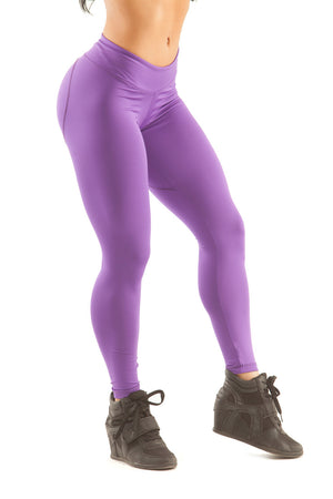 Heartcore Purple Leggings
