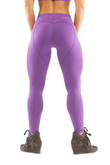 PURPLE HEARTCORE LEGGINGS