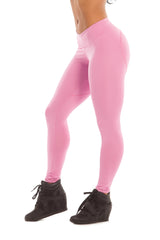 CANDY PINK HEARTCORE LEGGINGS