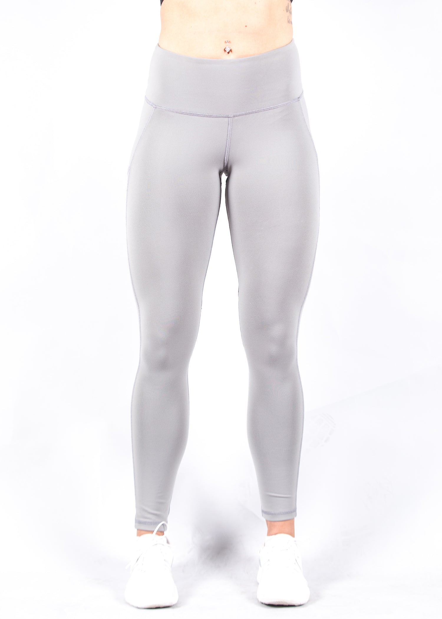 Heartcore Silver Side Pocket Leggings