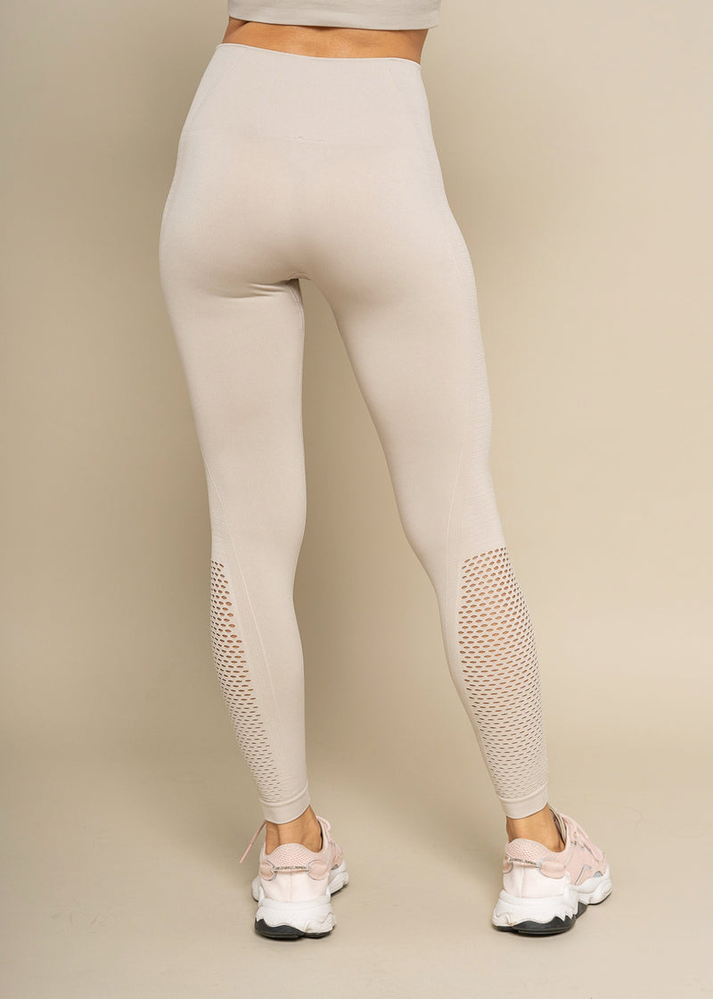 Oness Sand Seamless Highwaisted Leggings