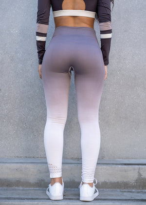 Balance Ombree Seamless Fitness Leggings