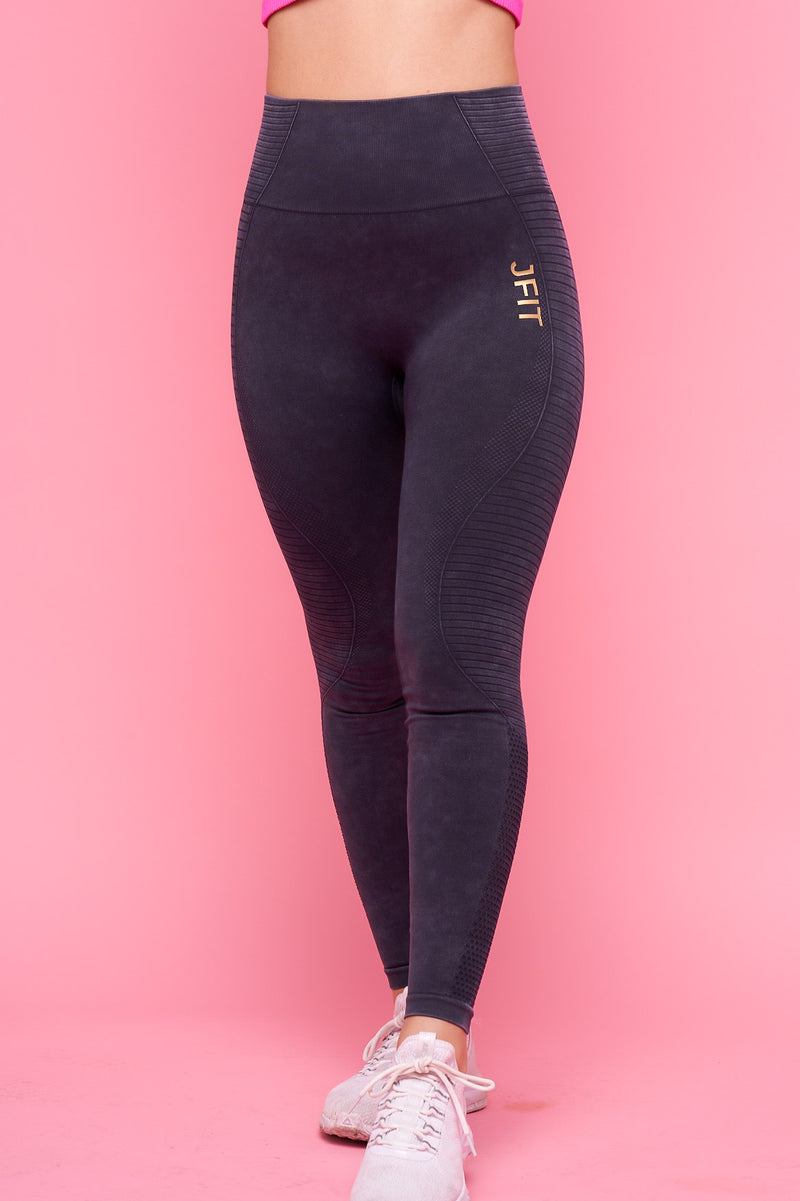 Make it Happen Mineral Wash Seamless Leggings