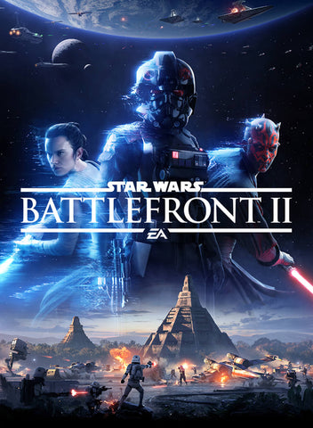 Star Wars: Battlefront II 2017 (PRE-ORDER) - GamesRCheap.com