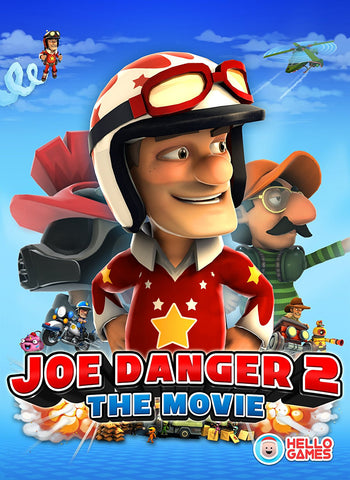 Joe Danger 2: The Movie Steam CD Key Global - GamesRCheap.com