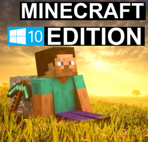 Minecraft Windows 10 Edition CD Key Global - GamesRCheap.com