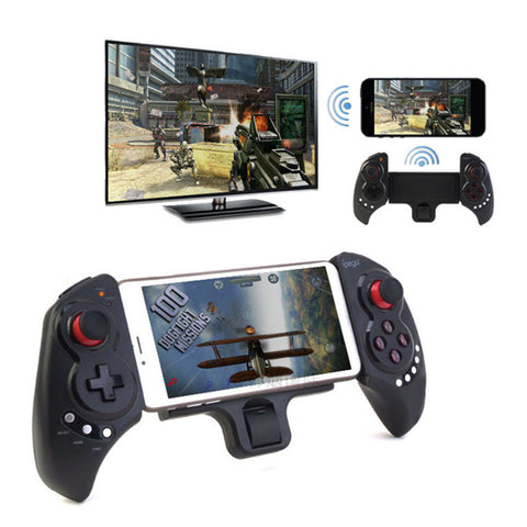 iPega PG-9023 Wireless Bluetooth Gamepad Game Controller Joystick For IOS & Android Phones