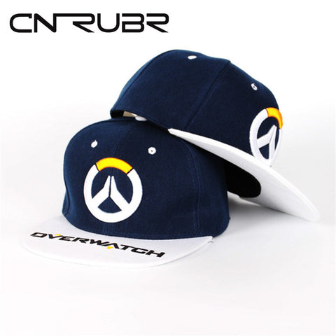 Overwatch Baseball Snapback Mens Caps