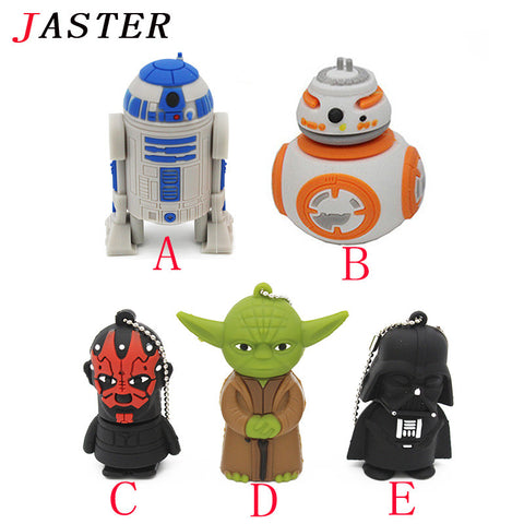 Star Wars USB Flash Drives (8GB thru 64GB)