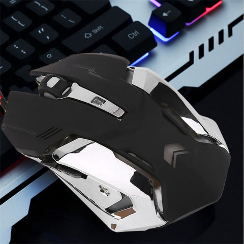 KFL007 2017 Anti-Interference PC/Laptop Gaming Mouse