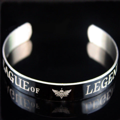 316L Stainless Steel LOL (League of Legends) Bracelet