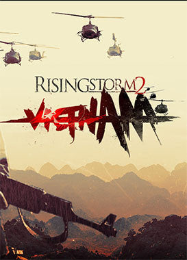 Rising Storm 2 Vietnam Game Cover