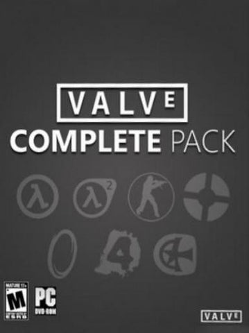 Valve Complete Pack (inc. 24 games) - GamesRCheap.com