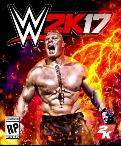 WWE 2k17 - GamesRCheap.com