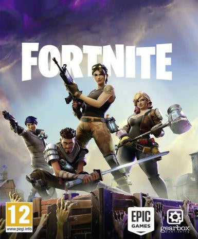 Fortnite Deluxe Edition Cover