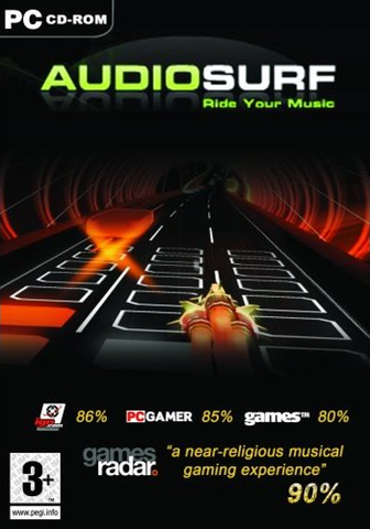 AudioSurf - GamesRCheap.com